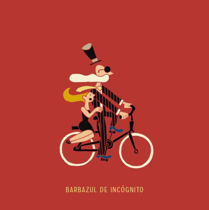 Barbazul, obra de Carlos Ortin. Imagen cortesía del autor.