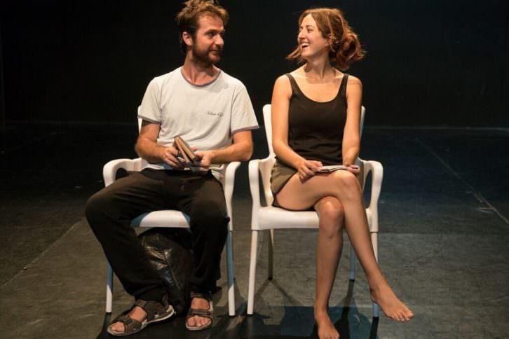 Escena de 'Else y Henry', de Puy Navarro. Fotografía de Nick Rogers.