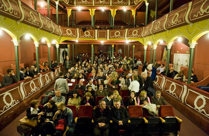 Teatro Escalante. Foto: Raquel Abulaila.