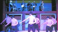 Al desnudo. El Full Monty más divertido. Imagen cortesía del Teatro Talía.