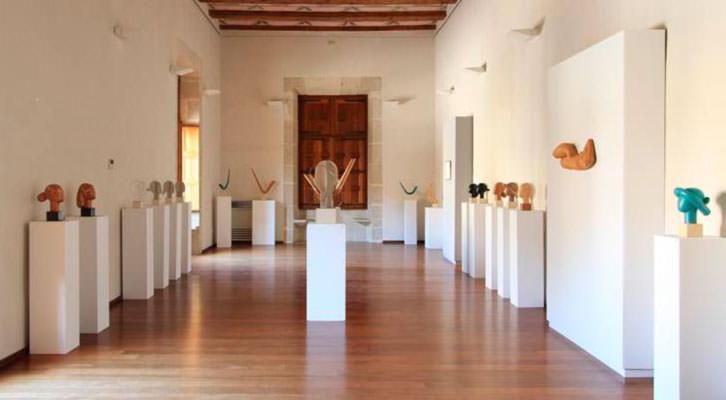 Vista de la exposición en Ca la Vila.