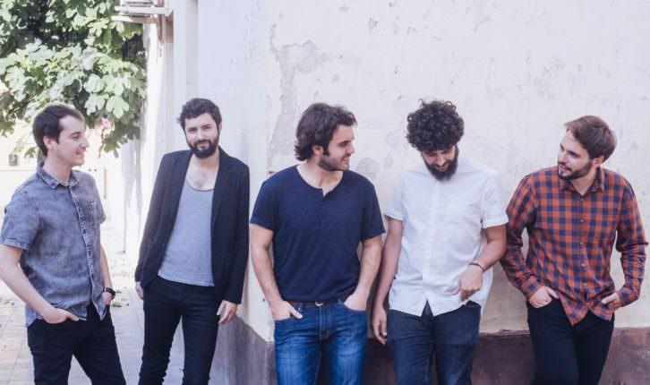 Los integrantes de Tardor. Imagen cortesía de la banda.
