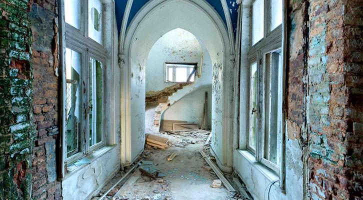 La ruina como objeto de reflexión