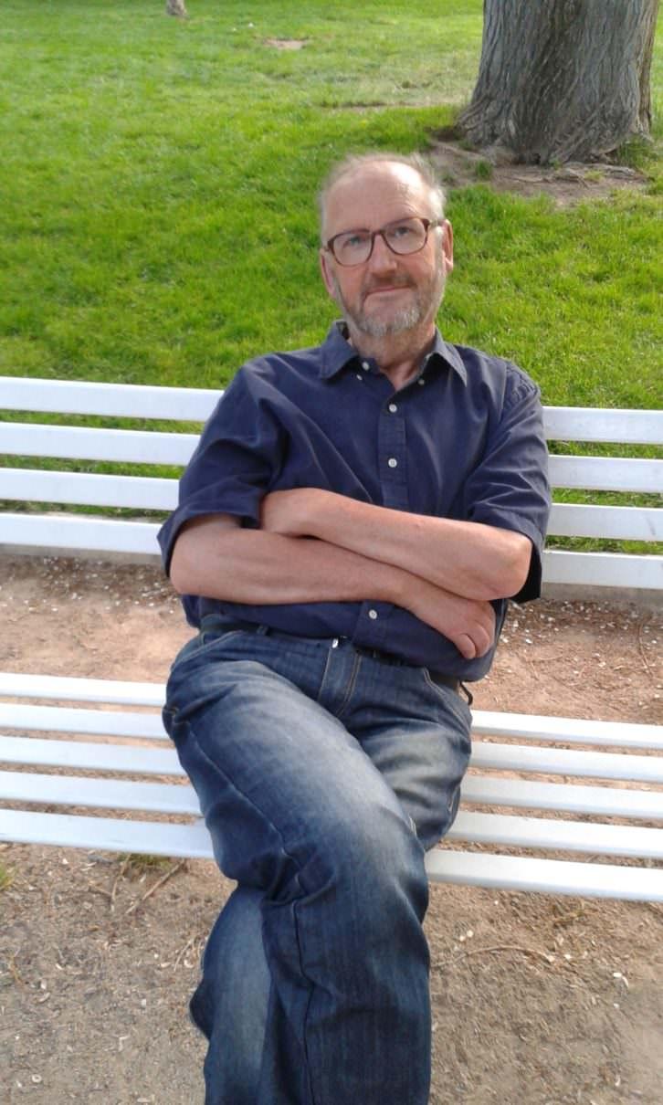 Paco Catalán. Imagen cortesía del autor.