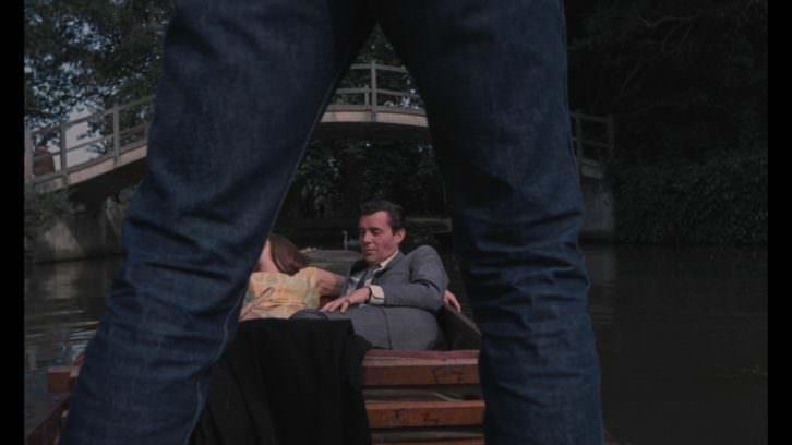 Accident, de Joseph Losey. Imagen cortesía de La Filmoteca.