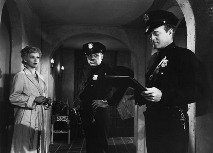 El merodeador, de Joseph Losey. Imagen cortesía de La Filmoteca.