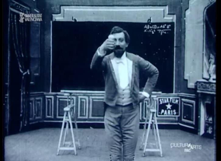 Ciclo de películas restauradas. Imagen cortesía de la Filmoteca.