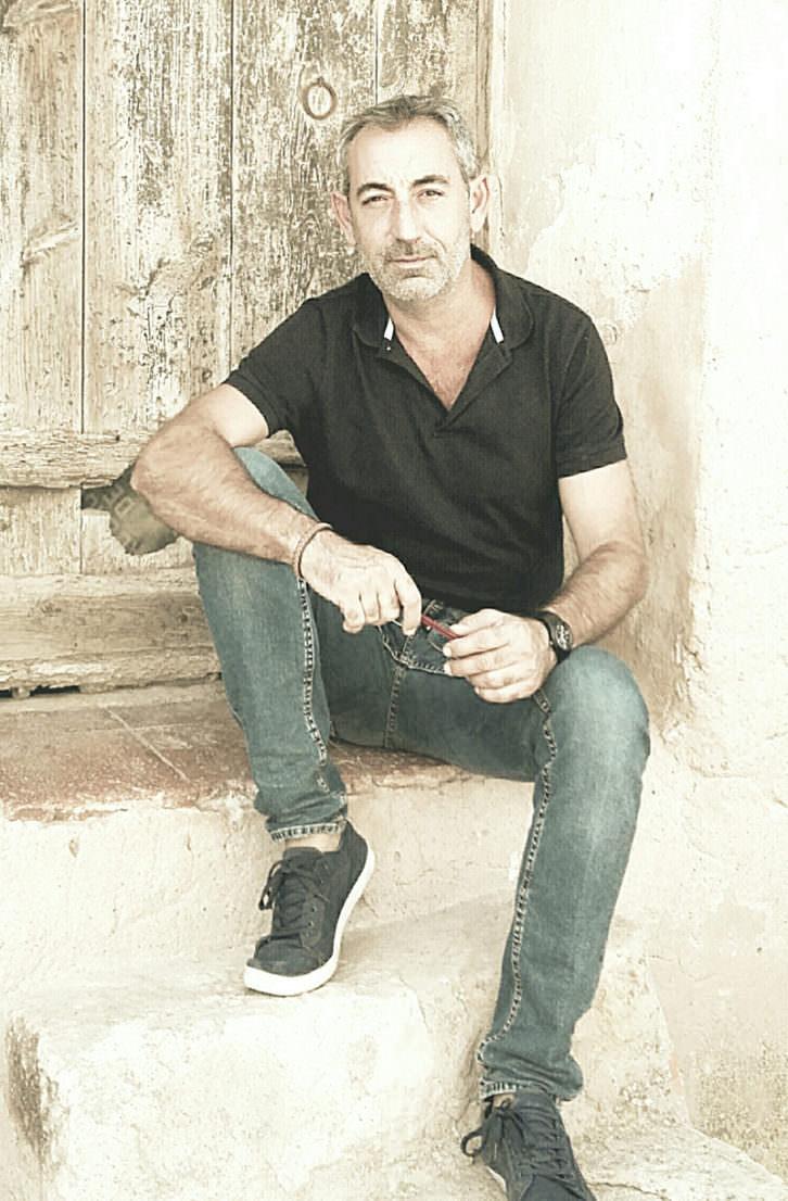 Amadeo Laborda. Imagen cortesía del autor.