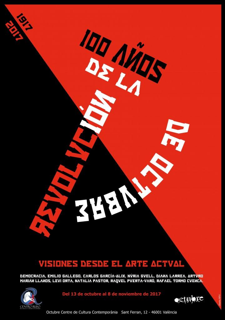 Revolución de Octubre. Makma