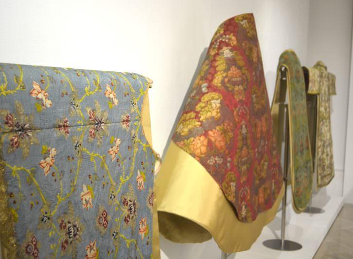 Els temps de la seda. Imagen cortesía del Museo de Cerámica.