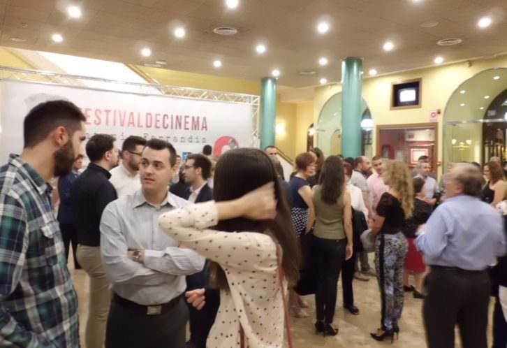 Público en el Festival de Cine Antonio Ferrandis. Foto: Javier Caro
