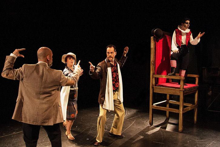 ¿Hamlet...es nombre o apellido? Imagen cortesía de Sala Russafa.