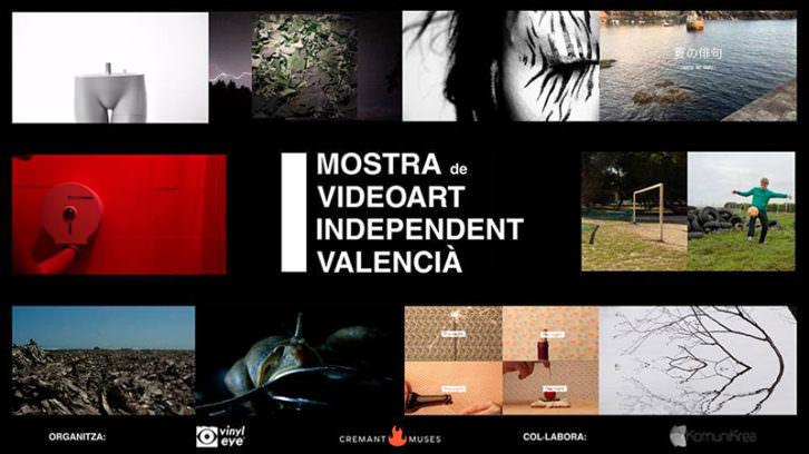 I Mostra de Videoart Independent Valencià.