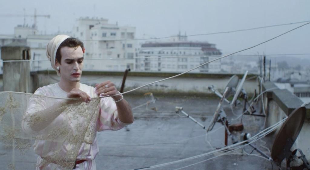 Un instante del cortometraje 'La Grande Safae', de Randa Maroufi'. Fotografía cortesía de la productora.
