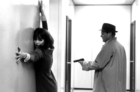 Fotograma de 'Lenny contra Alphaville'. Imagen cortesía de La Filmoteca.