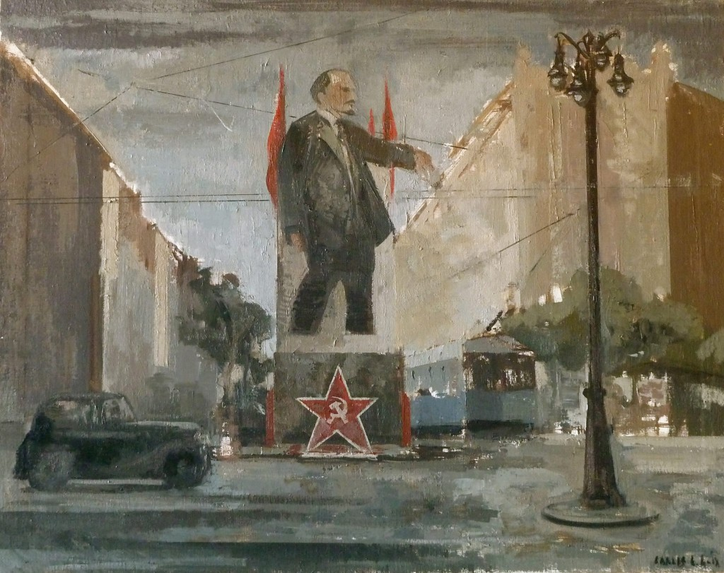 Imagen de la obra 'Madridgrado', de Carlos García-Alix, presente en la exposición. Fotografía cortesía del comisario, Emilio Gallego.