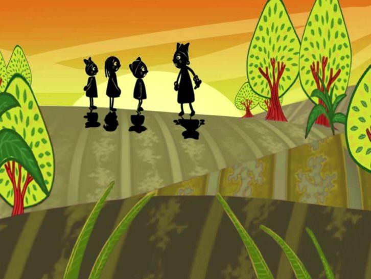 Fotograma de Mariama. Imagen cortesía de Cortos por la Igualdad.
