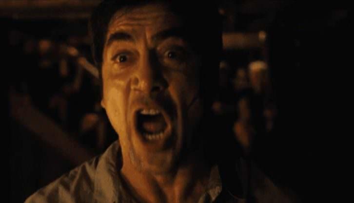 Javier Bardem en 'Mother!', de Darren Aronofsky.