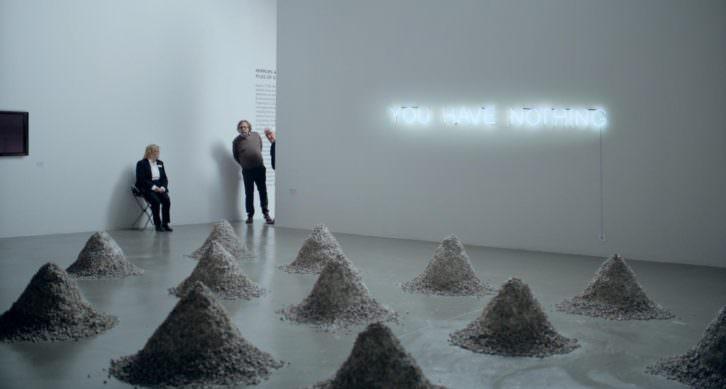 Fotograma de 'The Square', de Ruben Östlund.