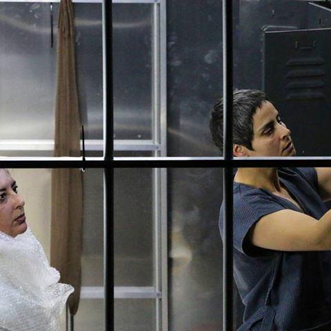 As criadas. Imagen cortesía de Sala Russafa.