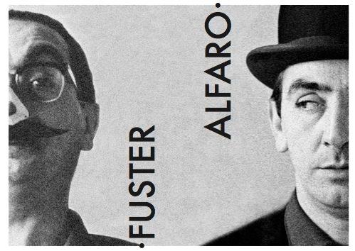 Alfaro y Fuster. Imagen cortesía de La Nau de la Universitat de València.