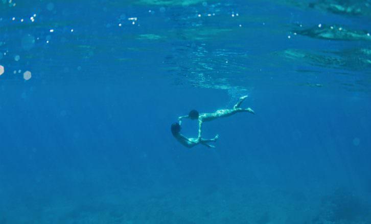 Fotograma de Still the Water, de Naomi Kawase. Imagen cortesía de La Filmoteca.