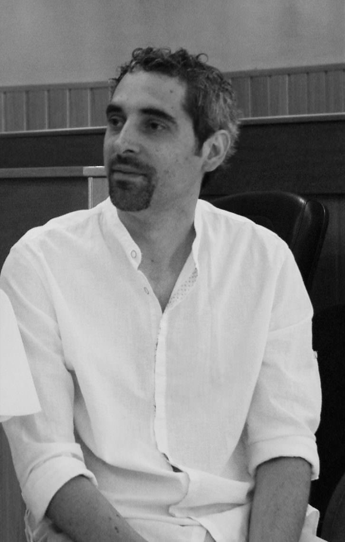 Alejandro Lillo. Imagen cortesía del autor.