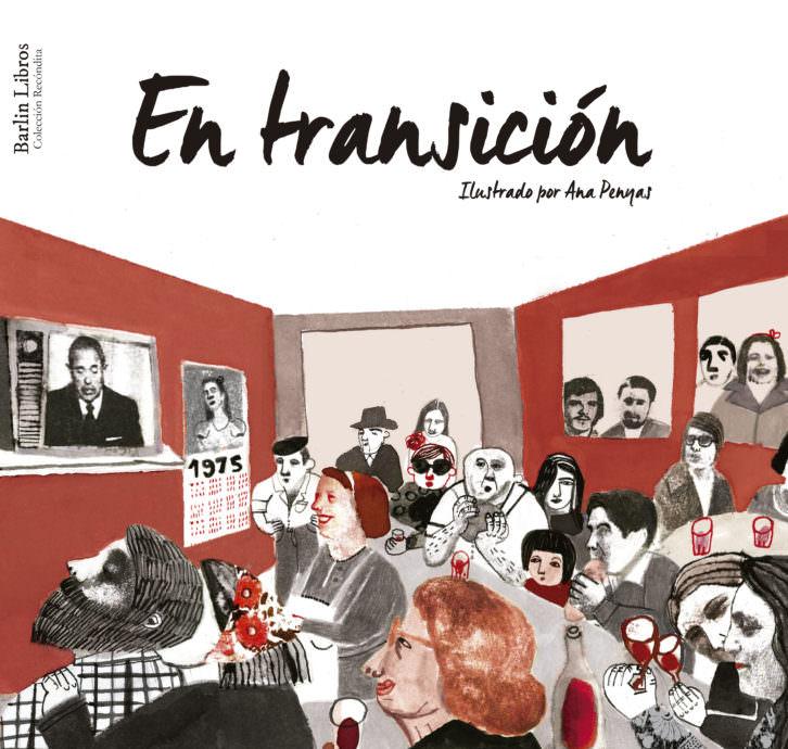 Portada de 'En Transición', de Ana Penyas. Imagen cortesía de la autora.