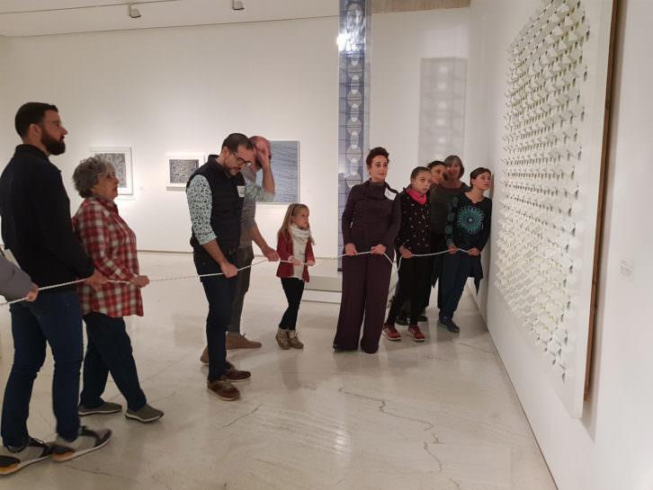 Taller Re-Ocupar el Museo. Imagen cortesía Diana Guijarro.