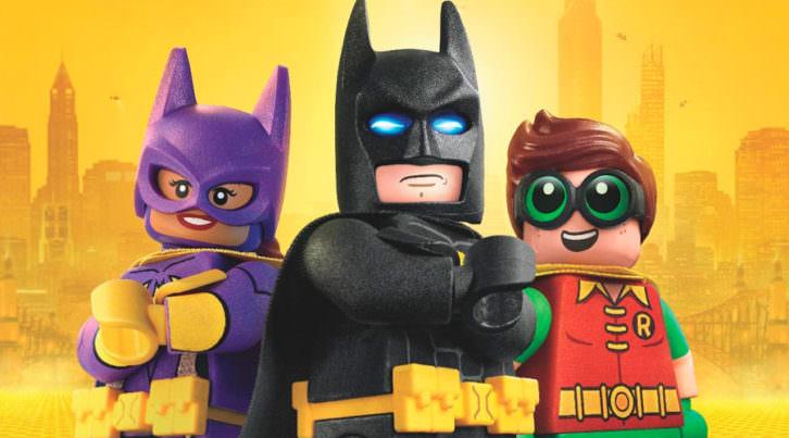 Batman lego. Imagen cortesía de Filmoteca.