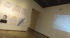 Vista de la exposición Creación y pueblo. Imagen cortesía del Centre del Carme.