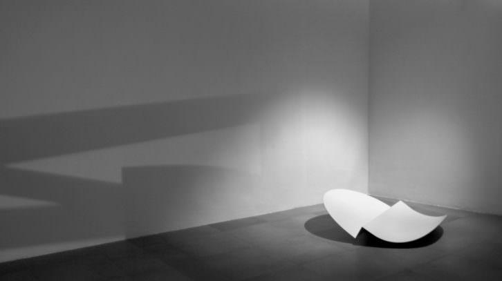 Obra de Carmen Ortiz en la exposición Devenir. Imagen cortesía de MrPink.