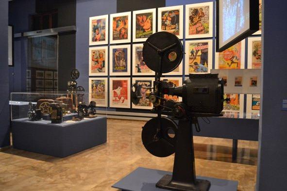 Exposición en La Nau. 30 años de filmoteca.