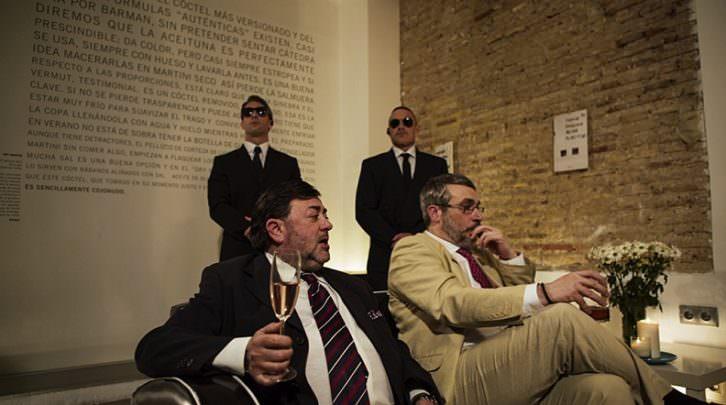 Imagen de la webserie 'Todos queríamos matar al presidente', de Ana Ramón Rubio.