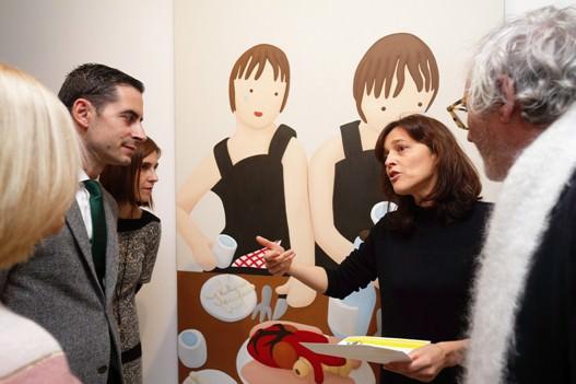 Bienal de Mislata. El banquete hambriento 3, 2010. Fotografía, Kike Sempere.