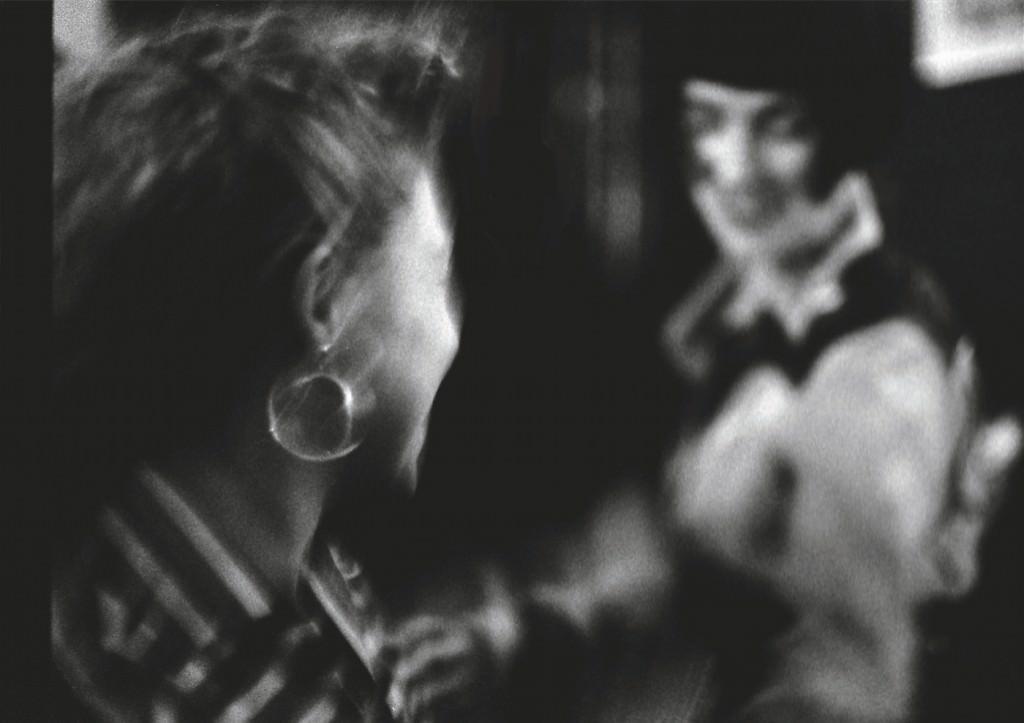 Imagen de la obra 'Maricher & Michell', de Alicia Martínez, que forma parte de la nómina de artistas del Museo del Ruso de Alarcón. Fotografía cortesía del Museo.