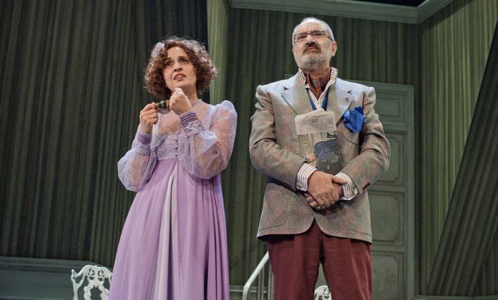 La cantante calva, de Eugéne Ionesco. Teatro Olympia de Valencia.