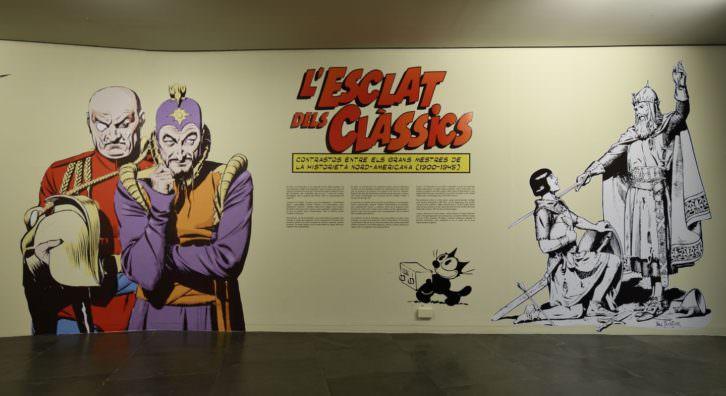 L'esclat dels clàssics. Imagen cortesía del MuVIM.