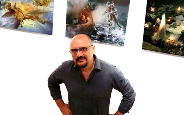 Juan Miguel Aguilera. Imagen cortesía del autor.