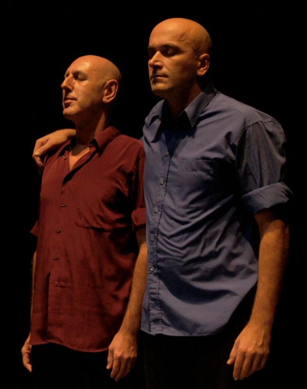 Ligeros de lenguaje, de Gerardo Esteve, en el Teatro Rialto. Imagen cortesía del IVC.