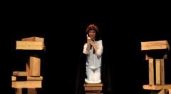 Escena de 'L'Espill'. Imagen cortesía de Teatre Micalaet.