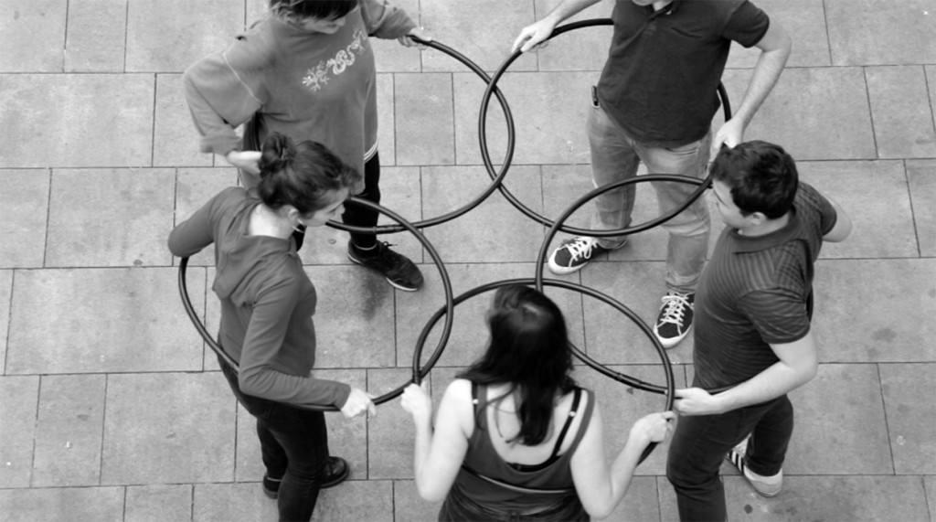 Imagen perteneciente a 'Instrucciones para besar', de Rosa Antolí, que formará parte de los contenidos de Visiones Contemporáneas. Fotografía cortesía de Playtime Audiovisuales.
