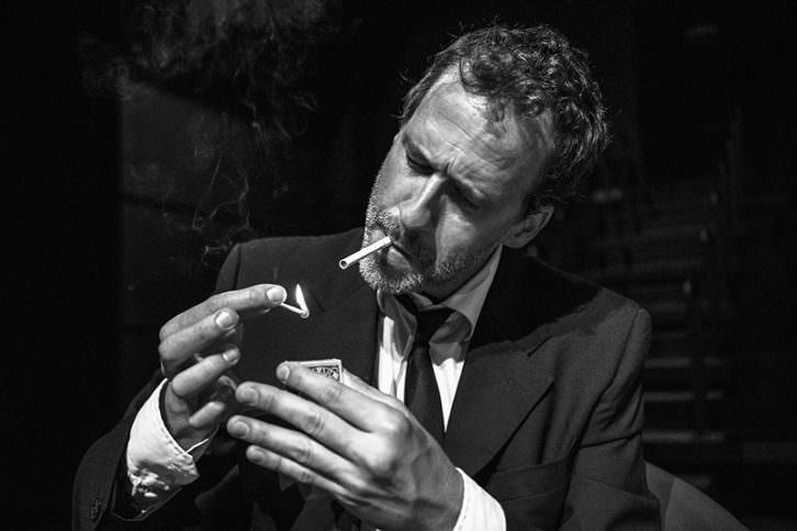 Tom Pain, de la Compañía Teatro Solís. Foto de Santiago Bouzas por cortesía de Sala Russafa.