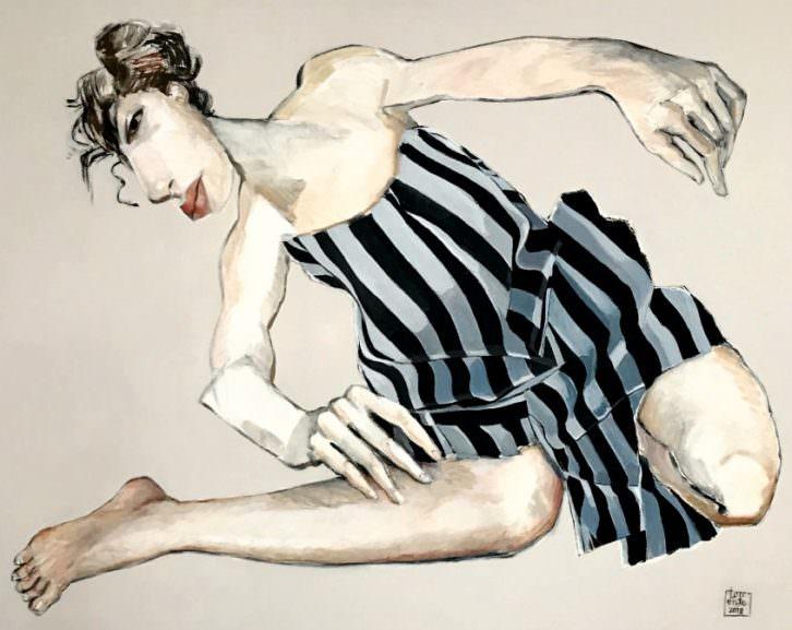 Obra de María José Torrente. Imagen cortesía de la autora.