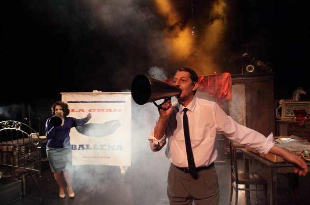 Ultramarinos, de Paco Zarzoso, en el Teatro Rialto. Imagen cortesía del IVC.