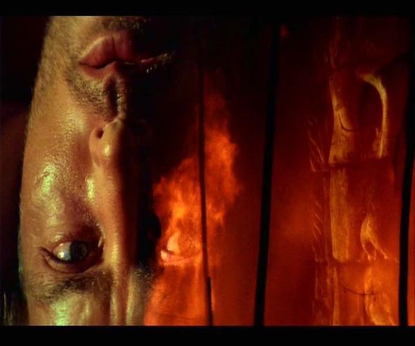 Fotografía de la primera escena de la película «Apocalypse Now» (Francis Ford Coppola, 1979). Cortesía de www.cinemaarchives.com