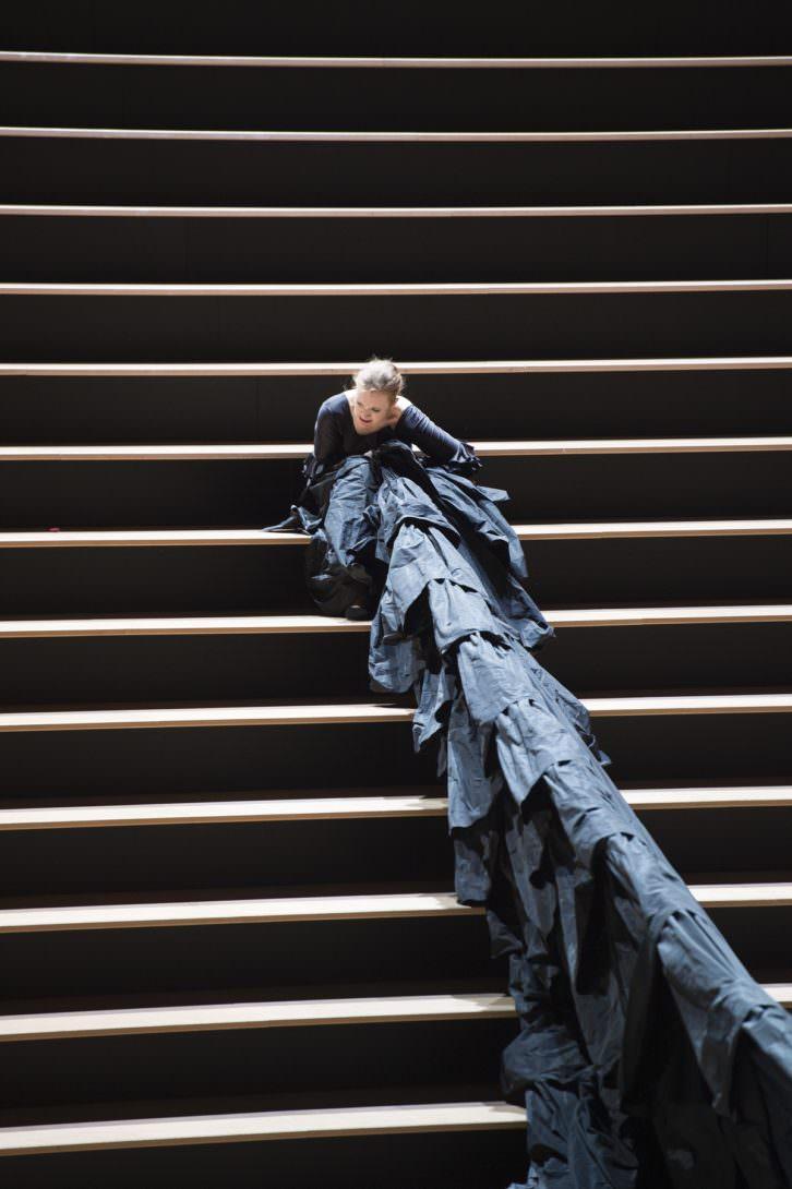 Carmen, de Georges Bizet. Foto de Monika Rittershaus por cortesía de Versión Digital.