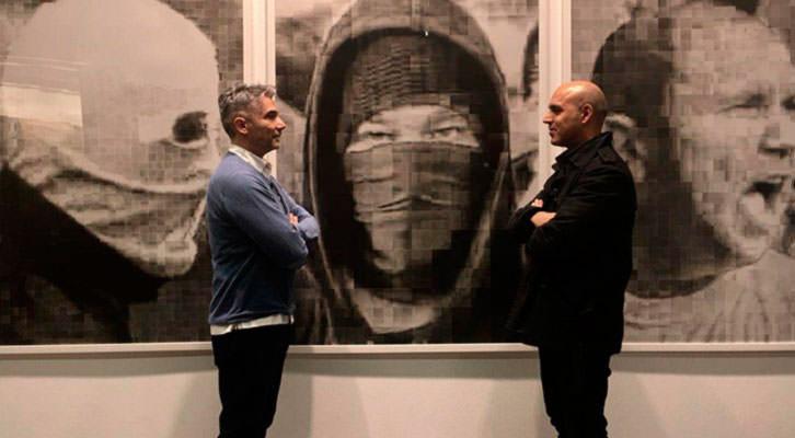 Antonio Barroso y Roberto López.