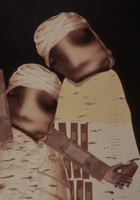 Obra de Cecilia Mandrile. Imagen cortesía de la Galeria Octubre.