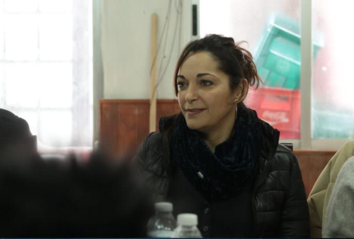 Cristina Plazas. Imagen cortesía del autor.